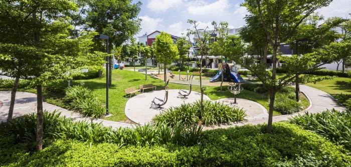 Bán Nhà Liền Kề Dự án  Gamuda Garden – Q.Hoàng Mai.