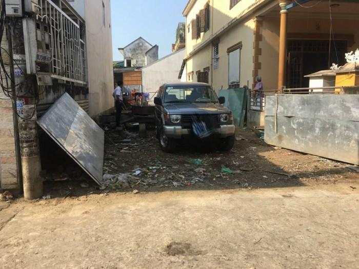 Bán đất kiệt đường Trường Chinh thành phố Huế.