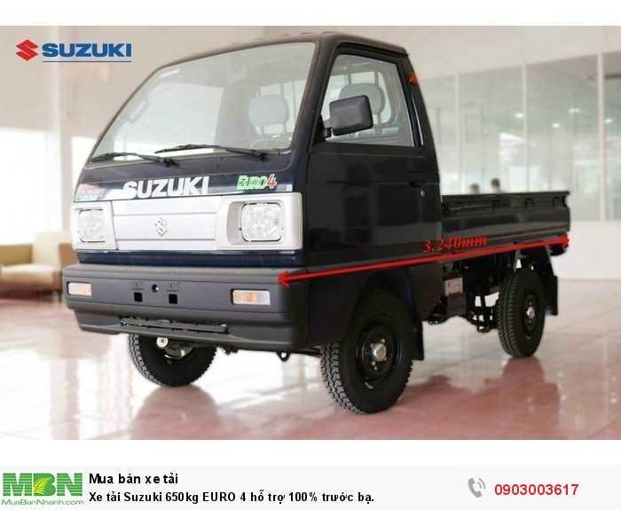 Suzuki Super Carry sản xuất năm 2017 Số tay (số sàn) Xe tải động cơ Xăng