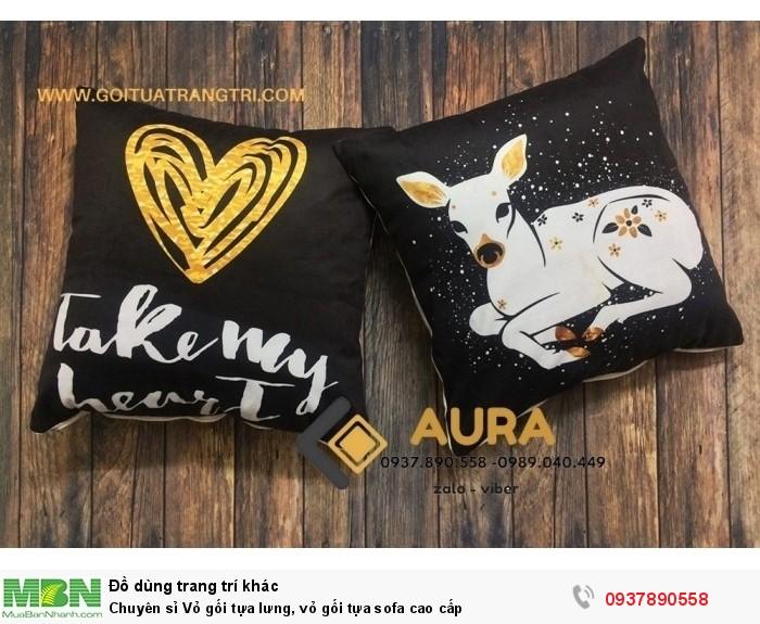 Gối tựa trang trí AURA chuyên cung cấp đệm ngồi bệt và gối tựa lưng dùng để trang trí nhà cửa, phòng khách, đặc biệt là cung cấp cho các quán cafe, trà sữa, văn phòng.  Các sản phẩm gối tựa được làm từ vải bố cavas hay còn gọi là vải lanh với độ bền cao, giúp cho gối luôn mới có thể vệ sinh dễ dàng sau một thời gian dài sử dụng. Ruột gối bông gòn cao cấp, có thể giặt mà không bị vón cục không thể tái sử dụng.  Về đệm ngồi bệt bên mình là ruột bằng đệm gòn nén, nên giặt , cho vào máy sấy và phơi đệm vào những ngày nắng để đệm nhanh khô nhé. Loại đệm ngồi này hiện nay rất được ưa chuộng vì đệm ngồi rất êm lại không bị lún, xẹp hay gây nóng như đệm cao su thông thường, giá cả lại rất mềm nữa nhé.  AURA luôn cập nhật mẫu mới với những kiểu dáng màu sắc sang trọng, bắt mắt và không ngừng cải tiến chất lượng sản phẩm, mang lại sự hài lòng cho tất cả khách hàng đã tin tưởng và chọn mua gối tựa và đệm ngồi bệt của AURA  Đệm ngồi bệt AURA có nhiều màu sắc trang nhã, đa dạng về phong cách,tham khảo thêm rất nhiều sản phẩm trên website GỐI TỰA TRANG TRÍ COM hoặc fanpage GỐI TỰA LƯNG AURA HOẶC ĐỆM NGỒI BỆT - NỆM NGỒI AURA đệm ngồi có vỏ bọc tháo rời, có khóa kéo, rất tiện vệ sinh sạch sẽ, nhanh khô, không bị ẩm mốc như đệm may liền vỏ thông thường  GIÁ CỰC TỐT CHO ANH CHỊ MUA SỐ LƯỢNG NHIỀU MẪU MỚI ĐA DẠNG PHONG CÁCH  vui lòng liên hệ HOTLINE:0989.040.449 - 0937.890.558 để được hỗ trợ tư vấn.  CHÂN THÀNH CẢM ƠN QUÝ KHÁCH ĐÃ TIN DÙNG VÀ ỦNG HỘ SẢN PHẨM CỦA AURA MẾN CHÚC QUÝ KHÁCH LUÔN HẠNH PHÚC VÀ THÀNH CÔNG5