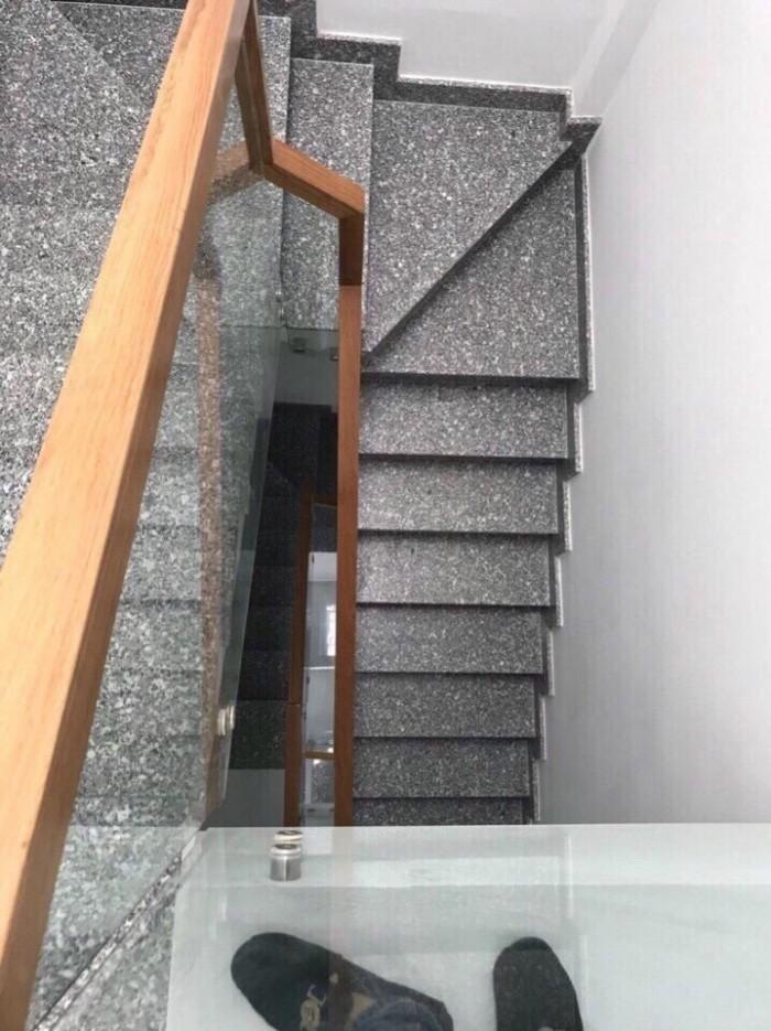 Nhà hẻm giá tốt đường Trần Hưng Đạo , DT 3,6m x 11,2m