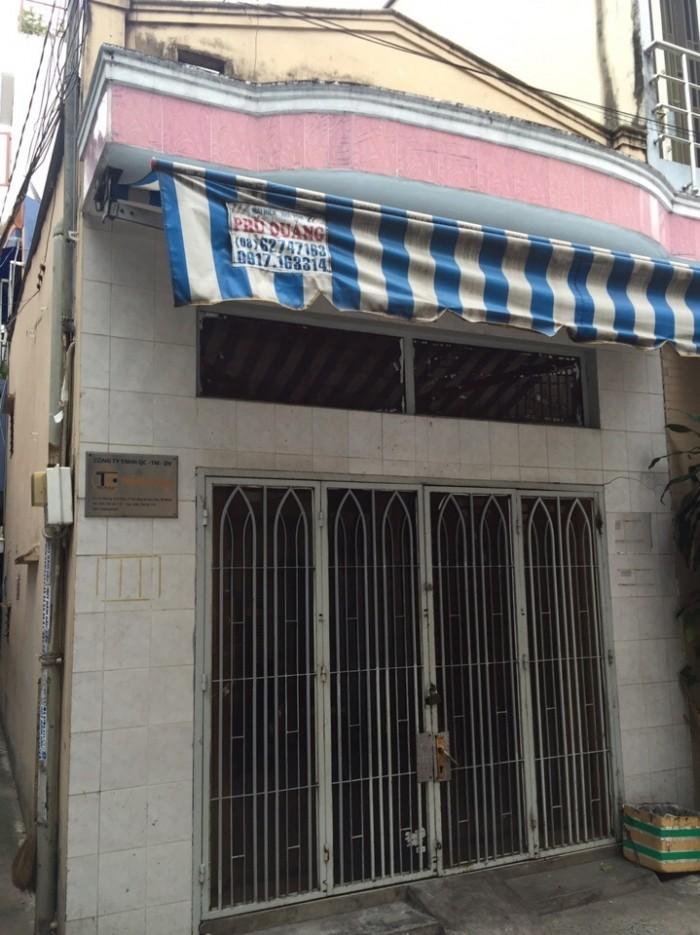 Nhà 2 MT hẻm giá rẻ đường Phùng Chí Kiên , DT 3,6m x 8m