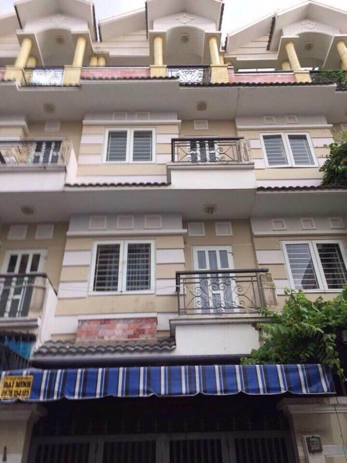 Nhà bán đường Nguyễn Oanh, Gò Vấp sổ hồng