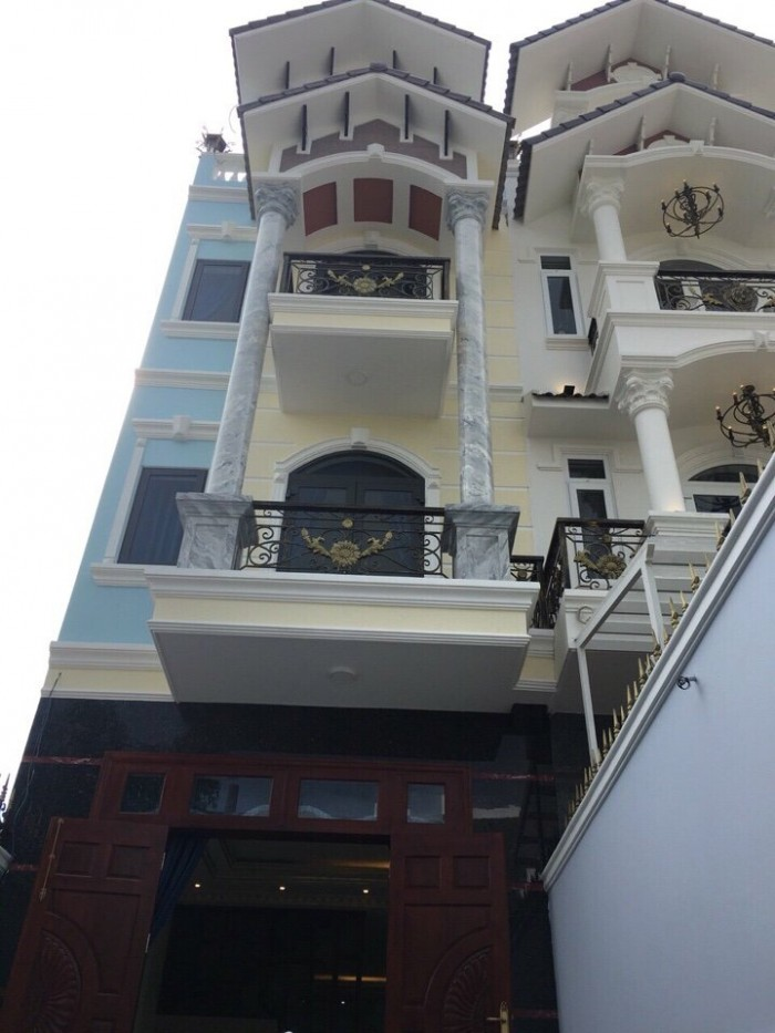 Bán nhà sát Bình Thạnh 3 tấm 70 m2