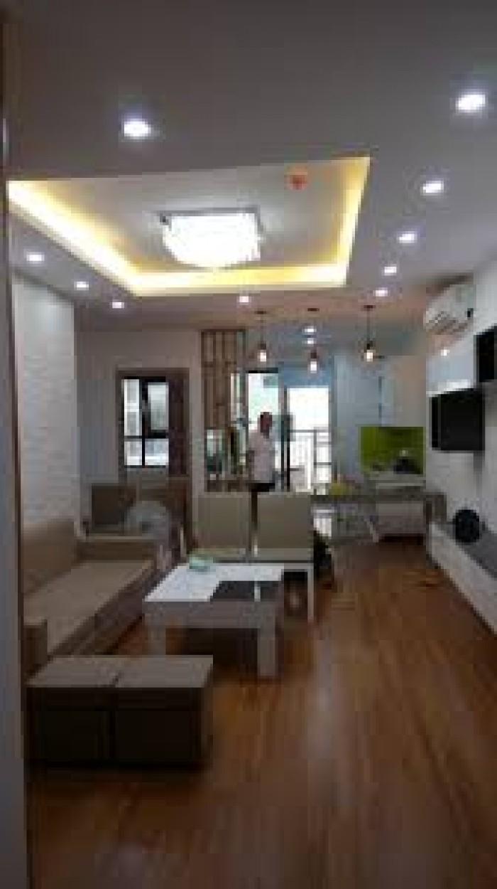 Cần bán căn hộ đẹp là căn góc 2PN cạnh Times view Trường học Vinshool trần cao, thoáng