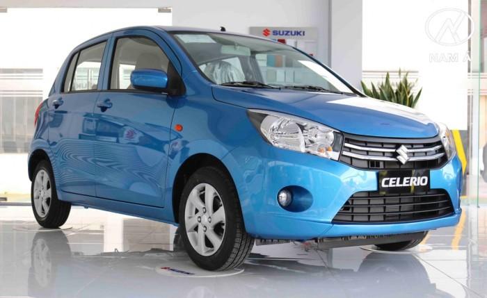 Suzuki Celerio 2018 nhập khẩu nguyên chiếc