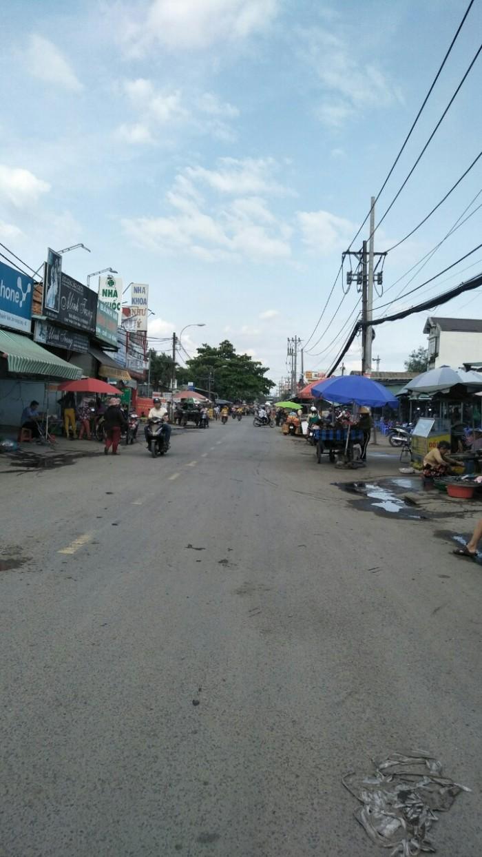 Kẹt tiền bán 190m đất ở đô thị tiện kinh doanh,xây phòng trọ,mở quán cà phê ,xã Bình Chánh HCM .SHR