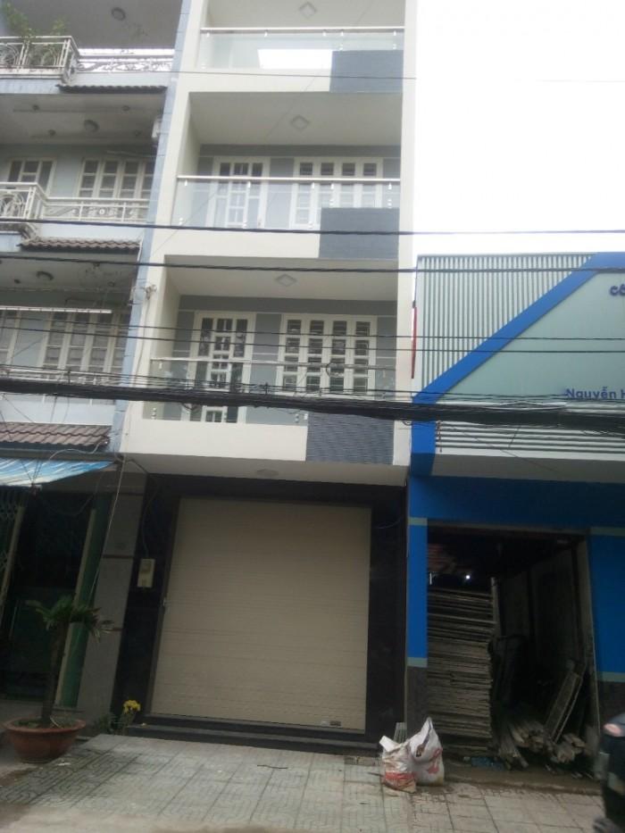 Bán nhà MT Nguyễn Hữu Tiến,Q.Tân Phú