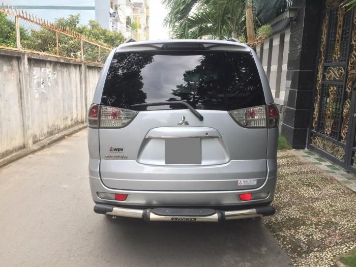 Muốn bán Mitsubishi Zinger sx 2011 màu bạc tự động xe chính chủ đẹp.