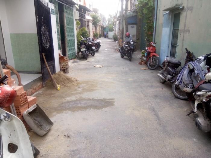 Bán nhà HXH Vườn Lài.P,Phú Thọ Hòa.Q,Tân Phú