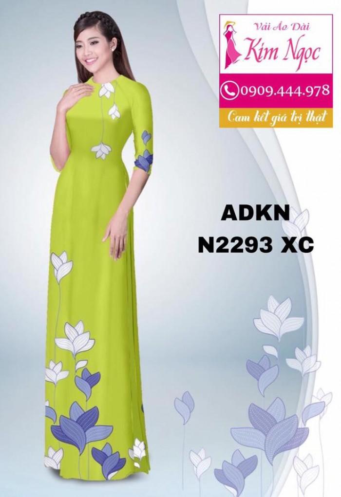 Vải áo dài đẹp ADKN N22930