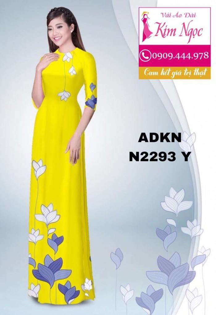 Vải áo dài đẹp ADKN N229311