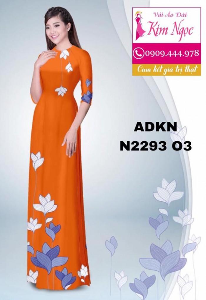 Vải áo dài đẹp ADKN N229310