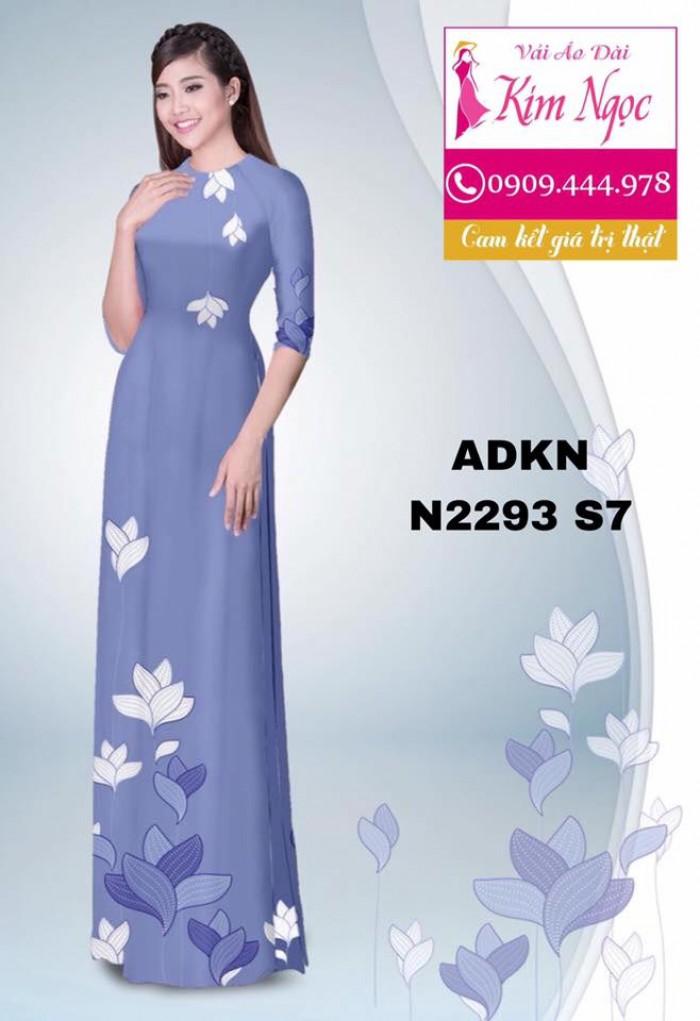 Vải áo dài đẹp ADKN N22939