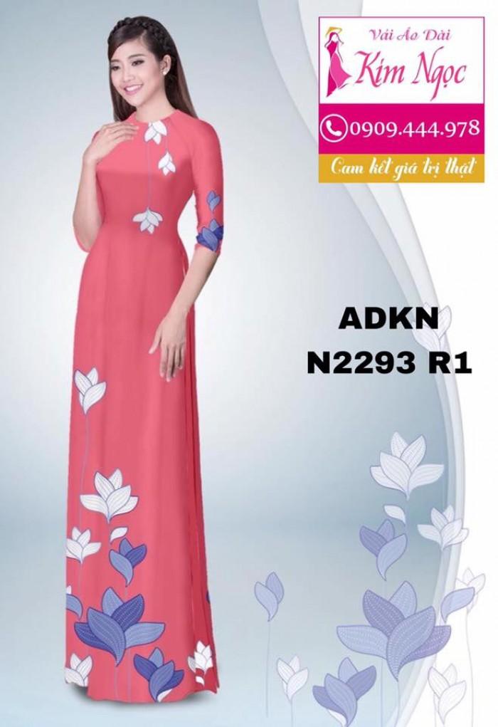 Vải áo dài đẹp ADKN N22933