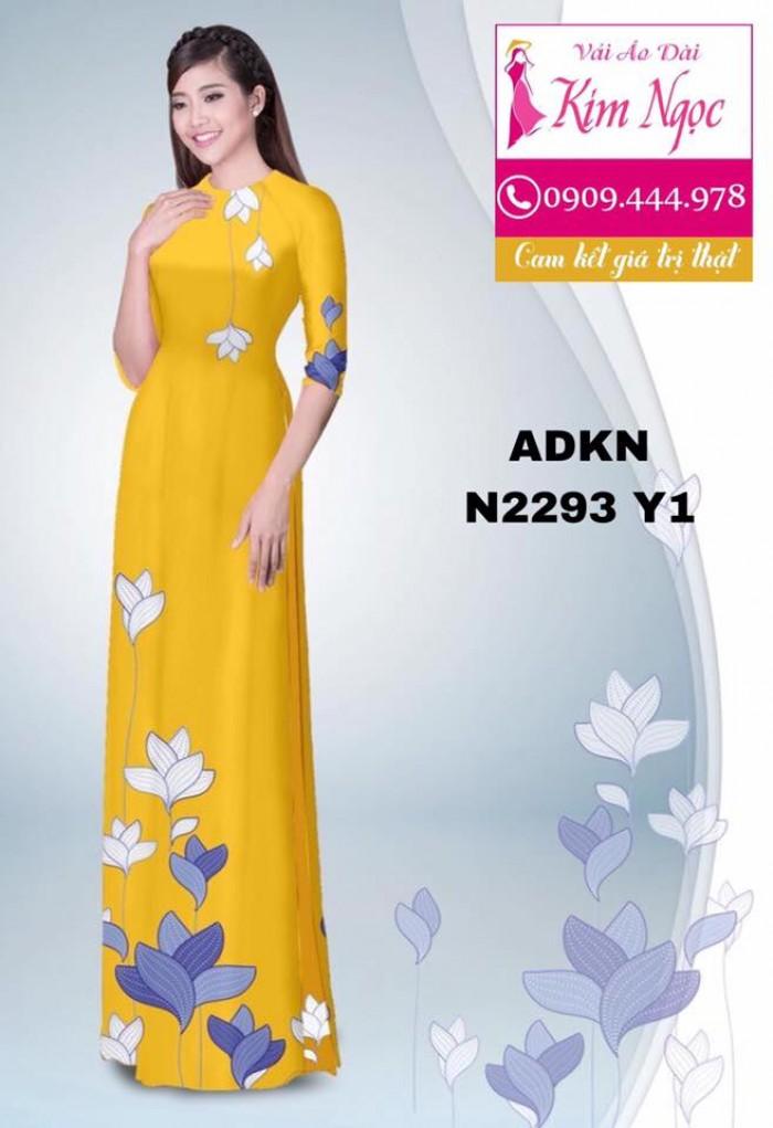 Vải áo dài đẹp ADKN N22931