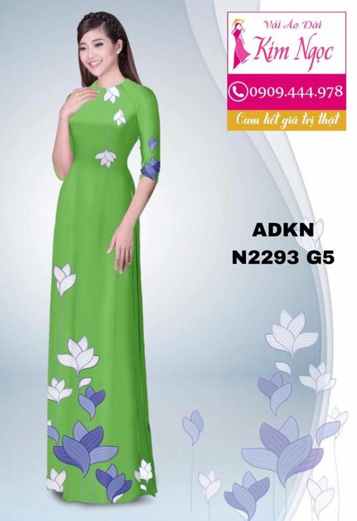 Vải áo dài đẹp ADKN N22932