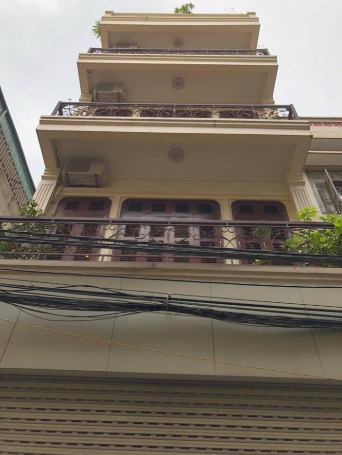 Bán gấp nhà mặt phố Nguyễn Xiển, Thanh Xuân 50m2