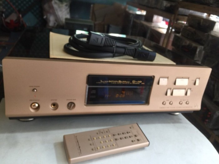Chuyên Bán CD Luxman D10 hàng bải