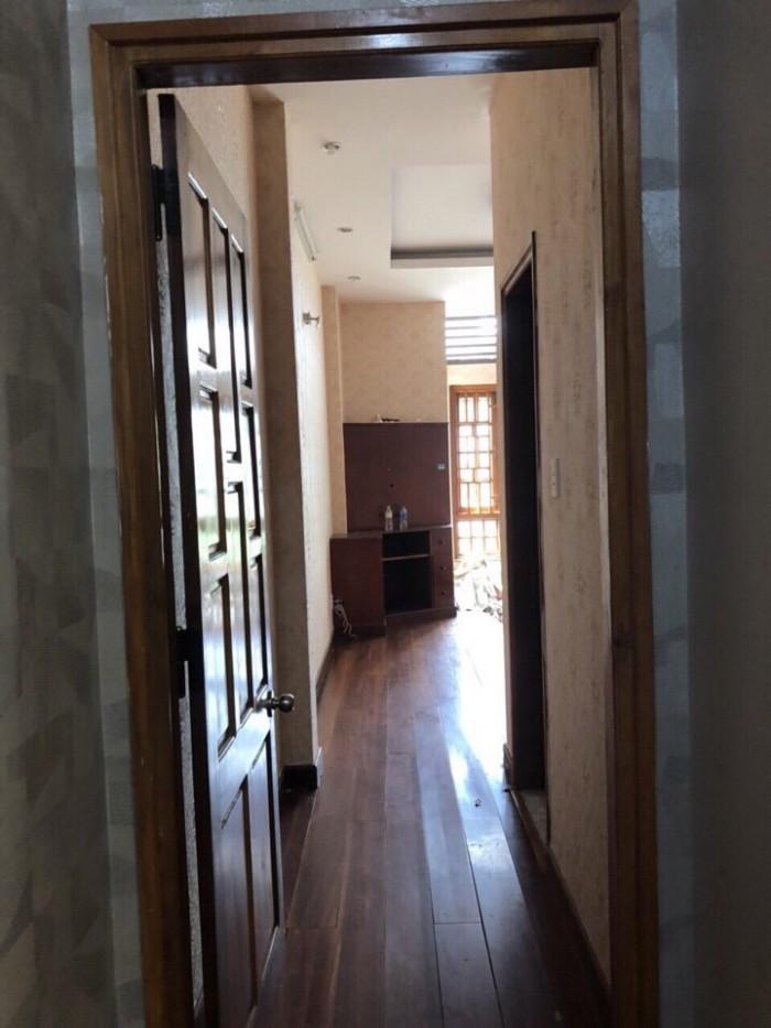 Nhà hẻm giá rẻ đường Gò Dầu , DT 4m x 21,4m
