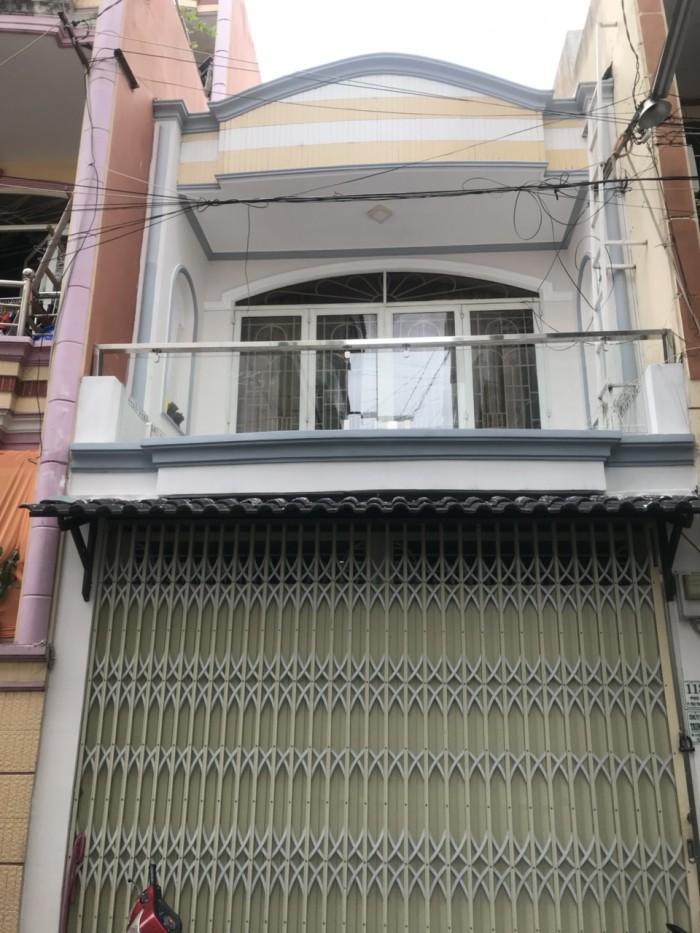 Nhà hẻm giá rẻ đường Phú Thọ Hòa , DT 4m x 13,2m