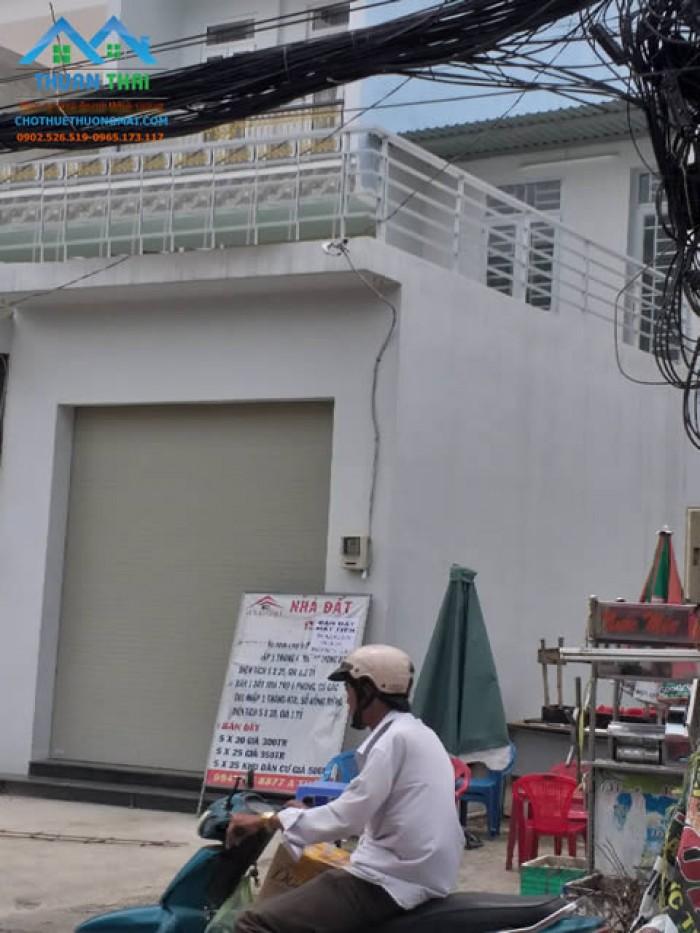 Mặt Bằng Cho Thuê Đường Phan Huy Ích - Tân Bình - 4x23m - 22tr
