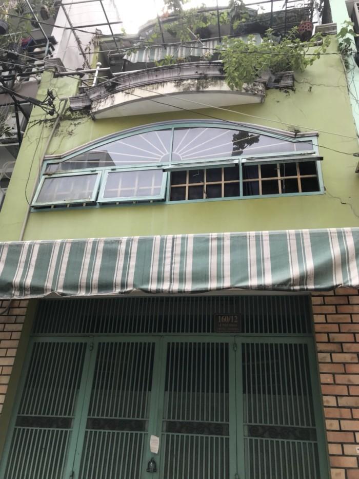Nhà hẻm giá rẻ đường Lê Thúc Hoạch , DT 4m x 10m