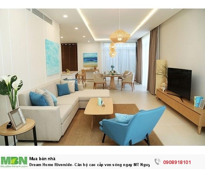 Dream Home Riverside- Căn hộ cao cấp ven sông ngay MT Nguyễn Văn Linh