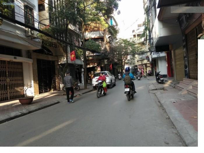 Siêu phẩm mặt ngõ phố Huỳnh Thúc Kháng 35m2, 5 tầng, kinh doanh vô địch