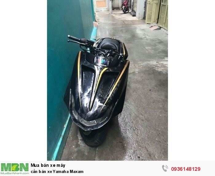 Cần bán xe Yamaha Maxam 1