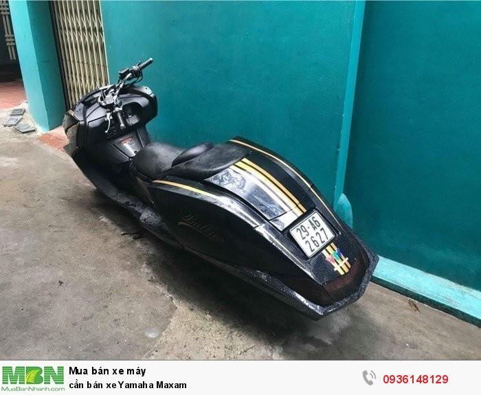 Cần bán xe Yamaha Maxam 3