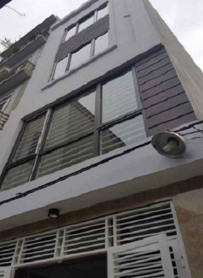 Bán Nhà mới Số 19 ngõ 26 Phố Xốm-Phú Lãm.33m2*4T*3PN