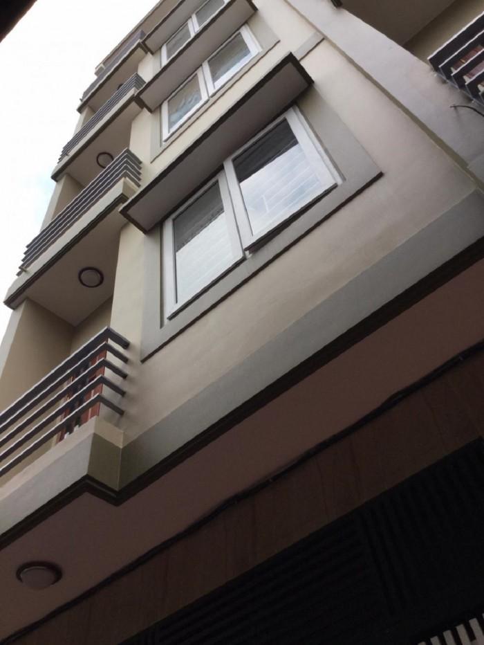 Nhà mới ngõ 20 Ỷ La-Dương Nội.33m2*4T*3PN ô tô đỗ cửa.