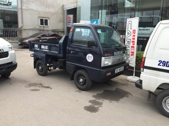 Xe Tải Suzuki 5 tạ giá rẻ, xe thùng ben, xe thùng kín, xe thùng cửa hông, xe suzuki truck