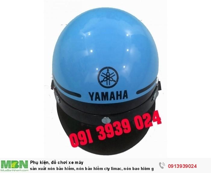 Sản xuất nón bảo hiểm, nón bảo hiểm cty limac, nón bao hiêm giá rẻ tại tpchm