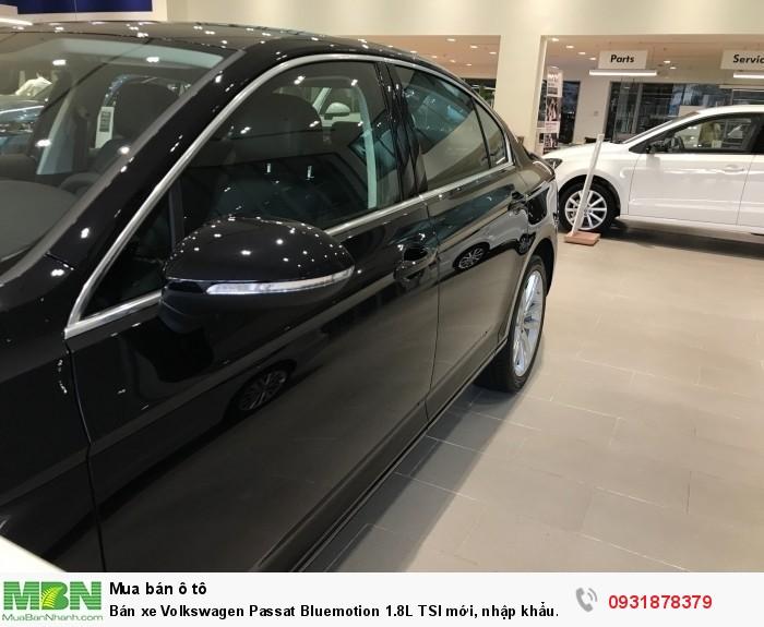 Bán xe Volkswagen Passat Bluemotion 1.8L TSI mới, nhập khẩu nguyên chiếc, hỗ trợ vay 80% 4