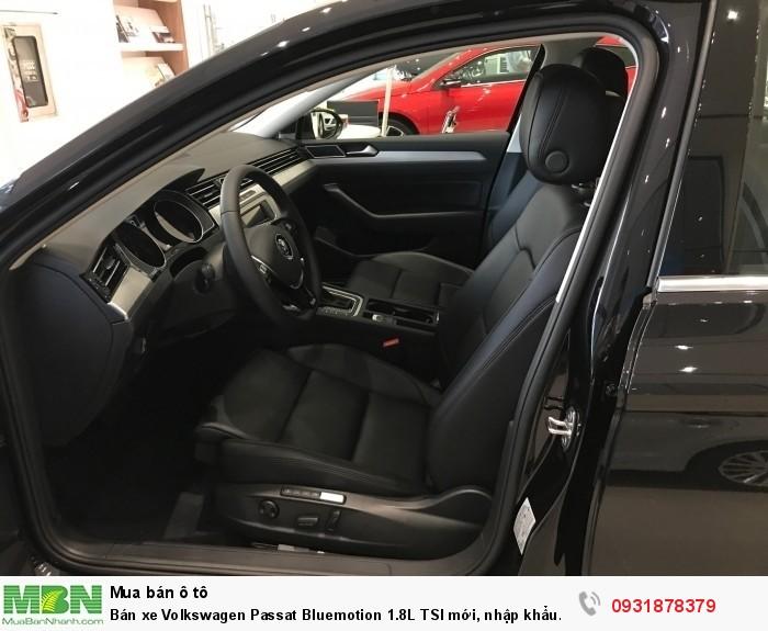 Bán xe Volkswagen Passat Bluemotion 1.8L TSI mới, nhập khẩu nguyên chiếc, hỗ trợ vay 80% 5