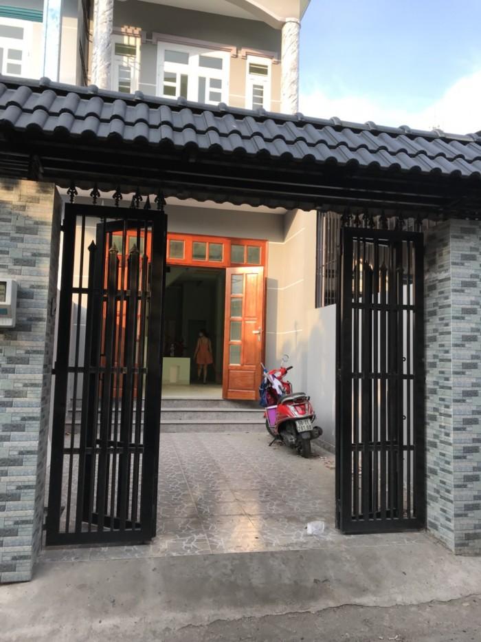Nhà MỚI 3 lầu SHR, Đường trước nhà ô tô Dương Đình Hội ,p. Phước Long B,q9