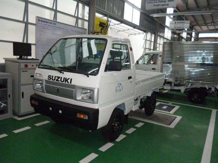 Suzuki miền Nam, Suzuki Carry truck 650kg, tặng 100% thuế trước bạ và gói quà tặng 5 triệu