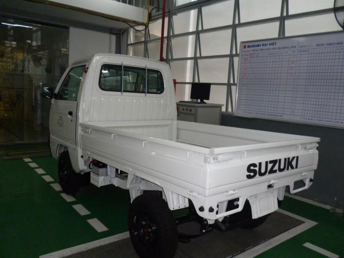 Suzuki miền Nam, Suzuki Carry truck 650kg, tặng 100% thuế trước bạ và gói quà tặng 5 triệu 2