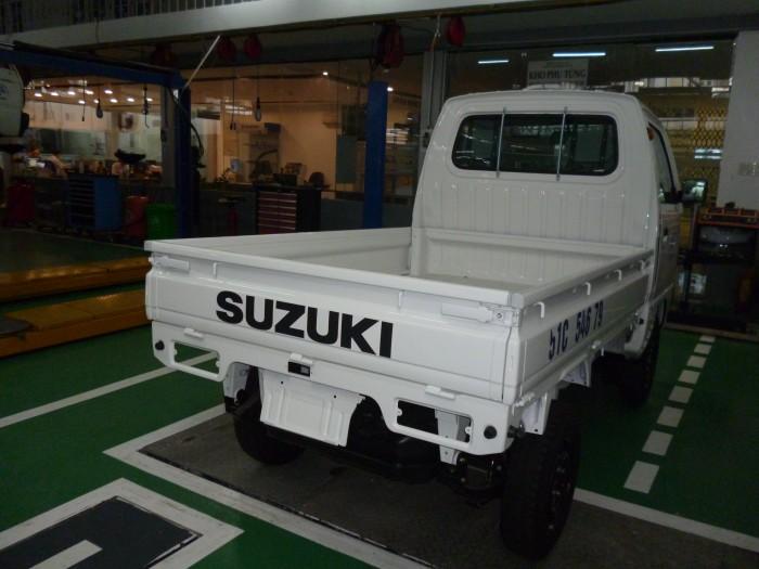 Suzuki miền Nam, Suzuki Carry truck 650kg, tặng 100% thuế trước bạ và gói quà tặng 5 triệu 3