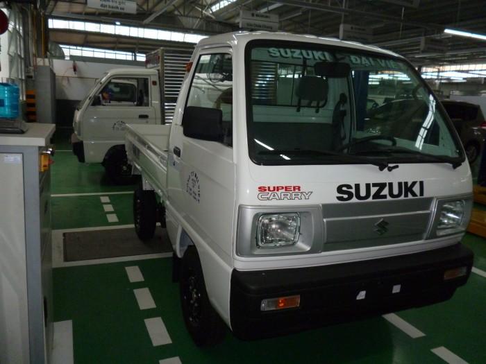 Suzuki miền Nam, Suzuki Carry truck 650kg, tặng 100% thuế trước bạ và gói quà tặng 5 triệu 4
