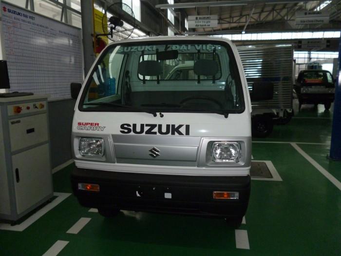 Suzuki miền Nam, Suzuki Carry truck 650kg, tặng 100% thuế trước bạ và gói quà tặng 5 triệu 5