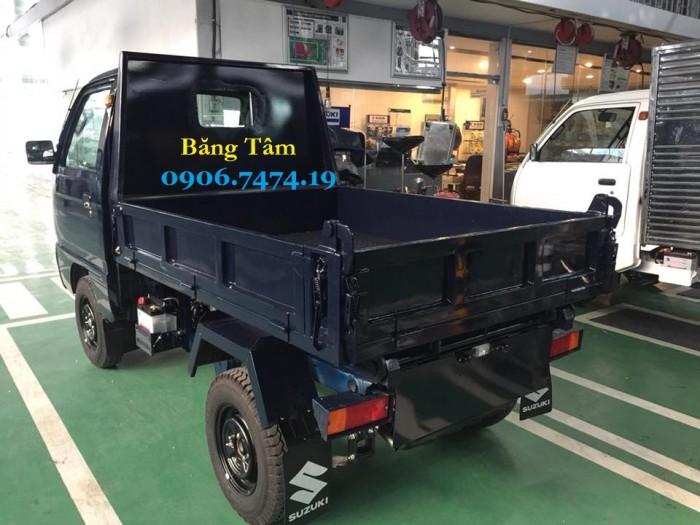 Bán xe tải suzuki ben 500kg, tặng 100% thuế trước bạ và bộ quà tặng lên đến 5 triệu 0