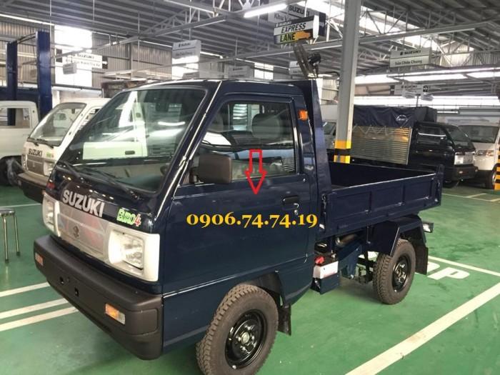 Bán xe tải suzuki ben 500kg, tặng 100% thuế trước bạ và bộ quà tặng lên đến 5 triệu 1