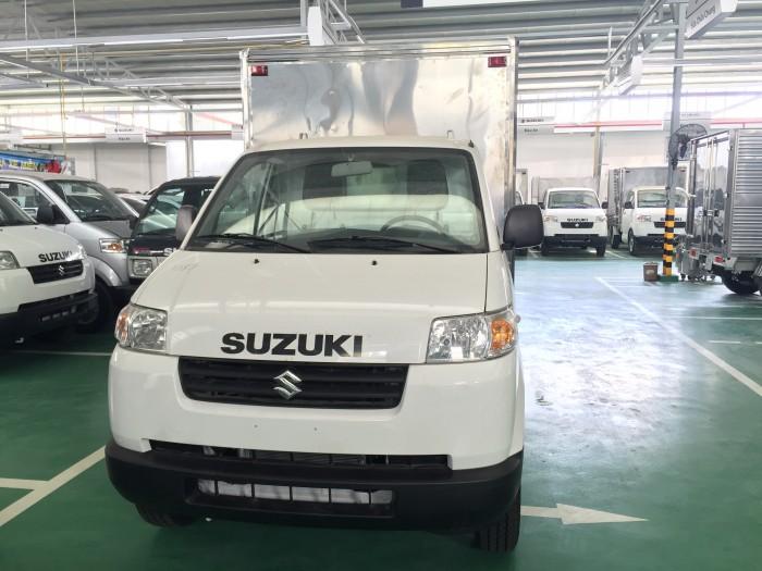 Suzuki Carry Pro sản xuất năm 2017 Số tay (số sàn) Xe tải động cơ Xăng