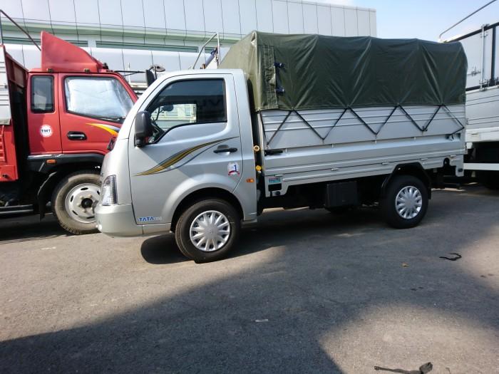 Xe Tải TaTa 500kg, giá nhà máy, hỗ trợ vay 85% giá trị xe