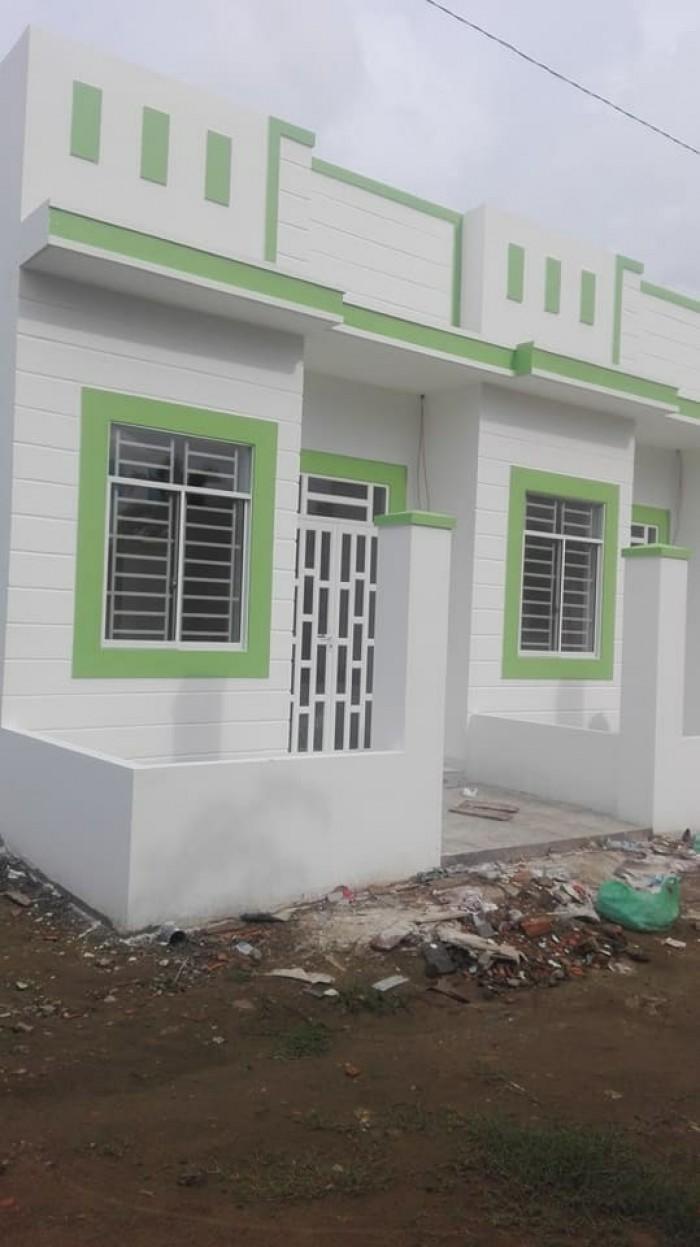 Nhà mới 100%, trả trước 20tr nhận nhà