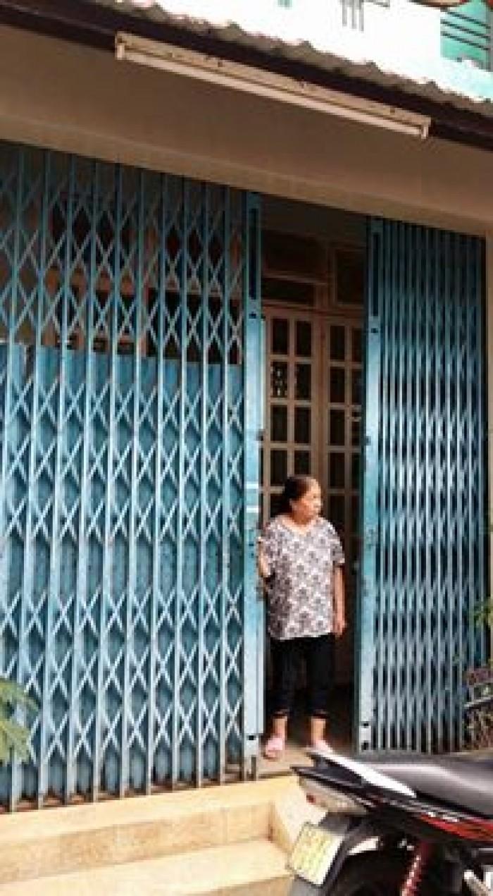 Bán nhà 4.25x23m( nở hậu 4.15m) hẻm Dân Tộc, P.Tân Thành, Q.Tân Phú