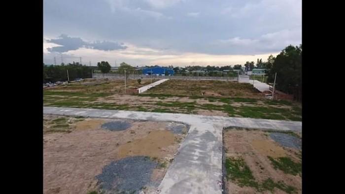 Cần bán đất ngay thị trấn Phú Mỹ gấp giá rẻ chỉ 280tr/nền  có sổ riêng thổ cư 100%,